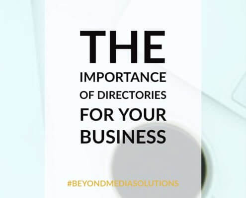 THE IMPORTANCE OF DIRECTORIES FOR OUR BUSINESS